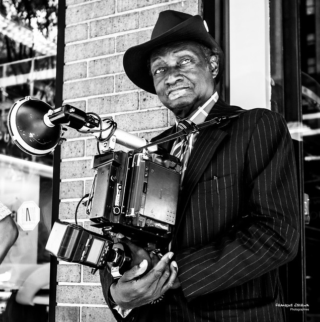 The New Yorkers - Vintage photographer