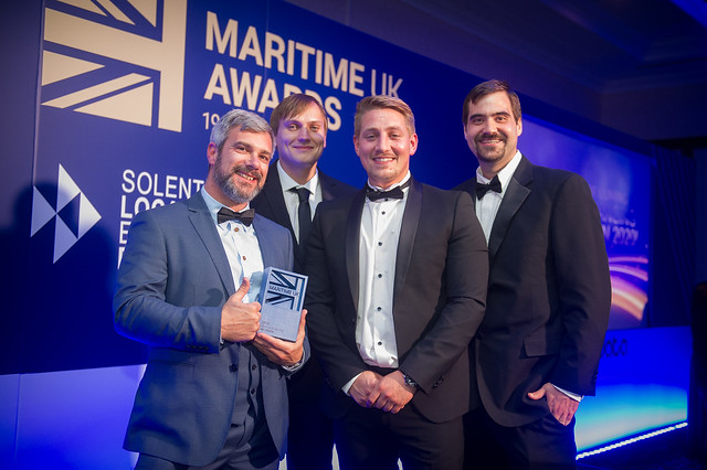 The Maritime UK Awards 2019