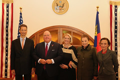 U.S-Liechtenstein Reception