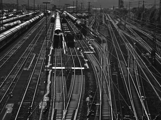 Rails rails rails....