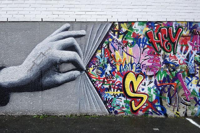 Streetart Tromsø