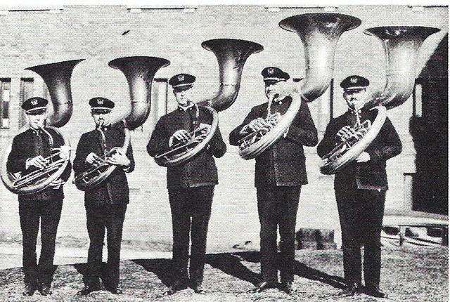 sousa band 1923