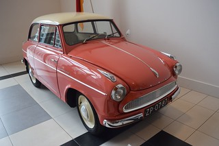 Lloyd LP600 Alexander TS 1958