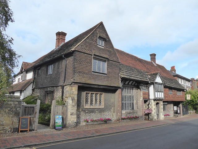 Anne of Cleves' House, Lewes, East Sussex