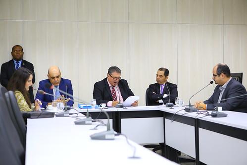Oitiva para ouvir Guilherme Ribeiro dos Santos, testemunha arrolada pelo Denunciante, Vereador Mateus Simões - 4ª Reunião - Comissão Processante