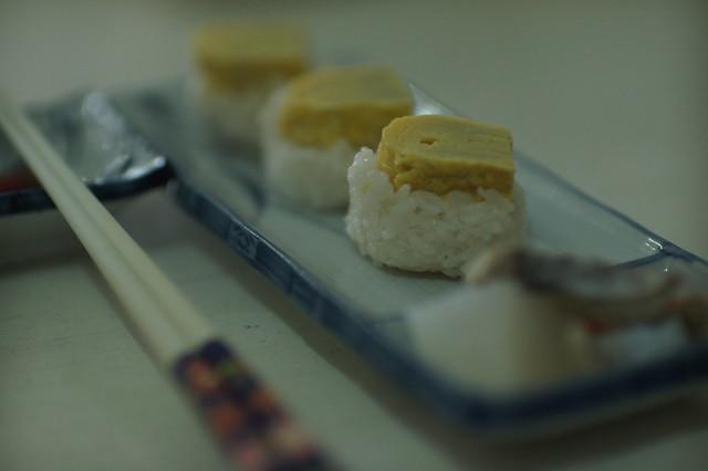 DSC03711- Egg Sushi