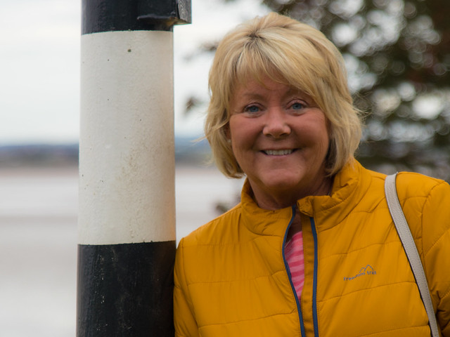 Mary at Bowness-on-Solway