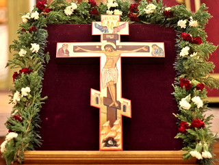 04.10.2019 | Отдание праздника Крестовоздвижения в Юрьевом монастыре