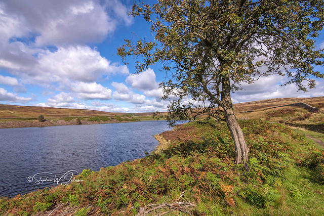 SJ2_2621- Walshaw Dean Middle Reservoir