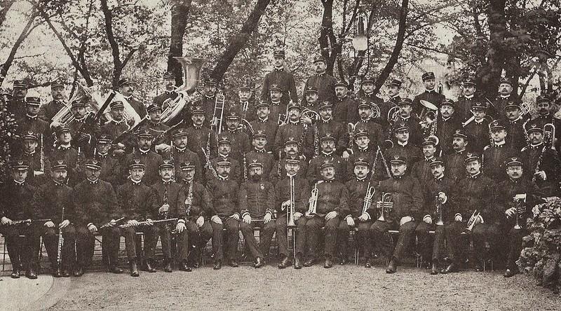 sousa band 1900