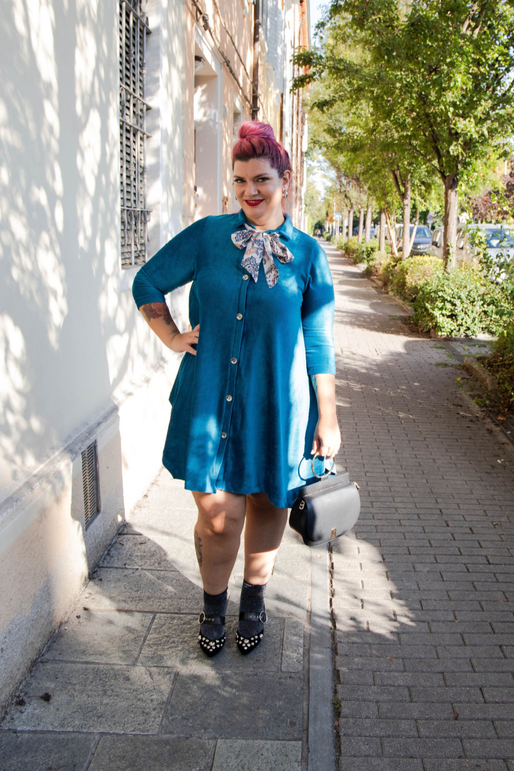 Personal size calzini, outfit curvy (7)