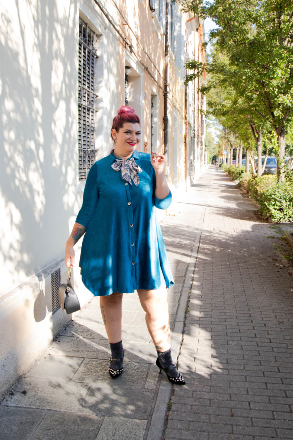 Personal size calzini, outfit curvy (3)