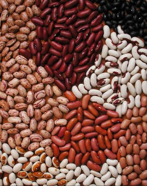 Mixed dry beans