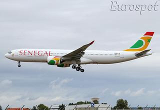 F-WWYN Airbus A330 Neo Air Senegal