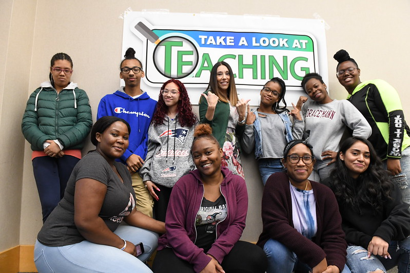 Take a Look at Teaching - Yonkers NY