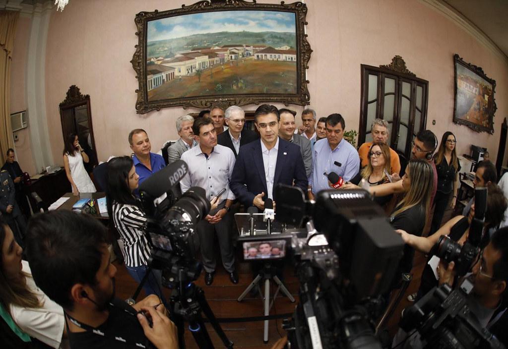 Anúncio de investimentos para rodovias da região de Ribeirão Preto
