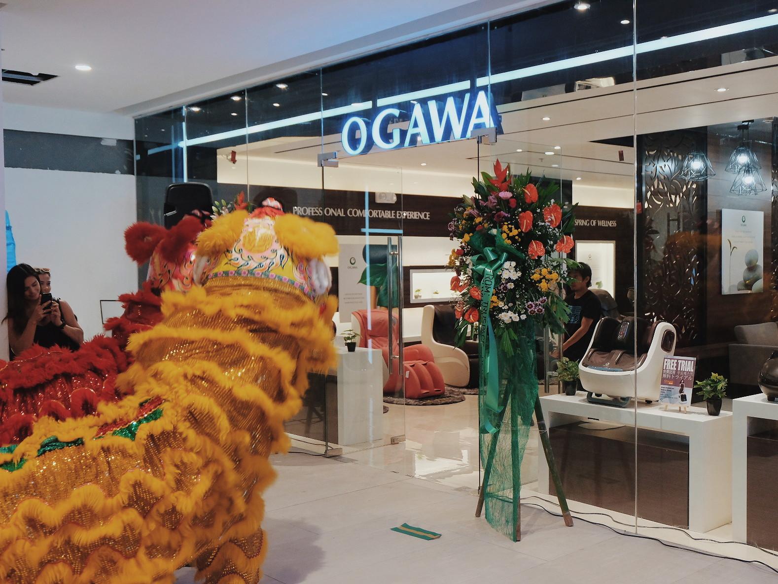 Ogawa Ayala Malls Manila Bay