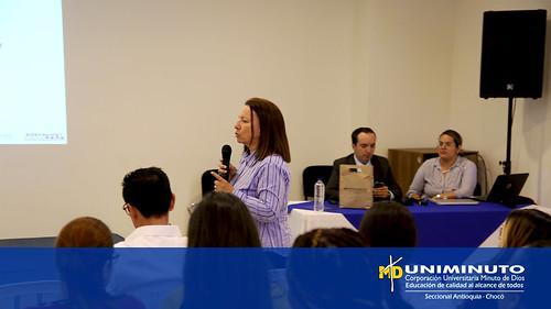 UNIMINUTO participó en el V Congreso Internacional de Crimen Económico