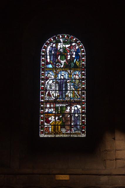 Stained Glass Window XVII