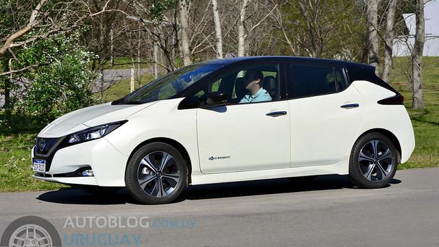 Prueba Nissan Leaf Tekna (40 kWh)