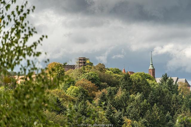 Cloudy Dilsberg Castle - September 2019