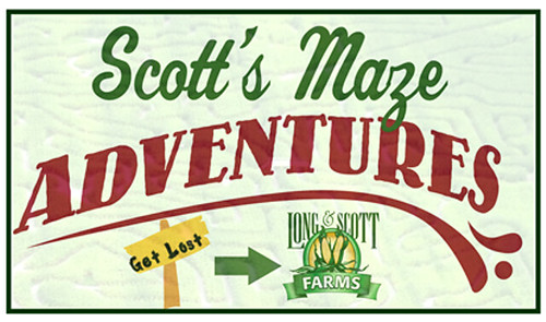 "The ""Corn Maze Adventure"" at Scott Farms in Mount Dora"