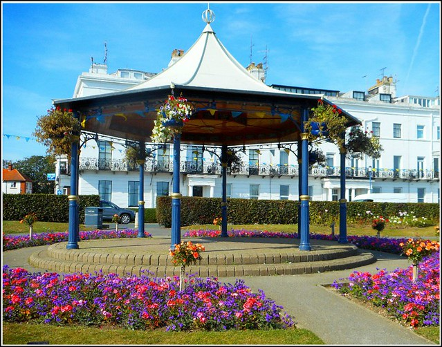 Filey Bandstand  ....