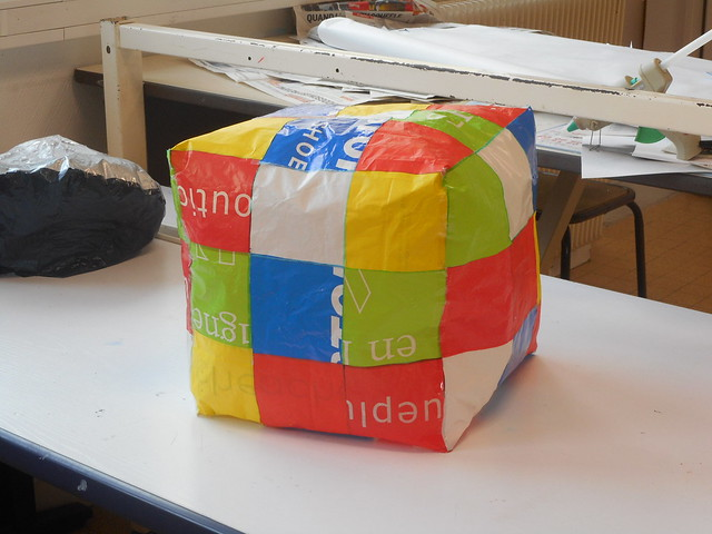 Tu me gonfles le rubiks cube 3eme