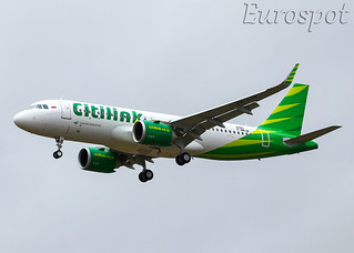 F-WWIB Airbus A320 Neo Citilink