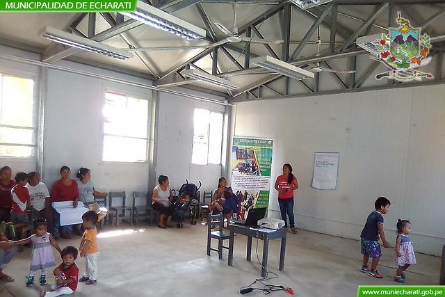 MDE capacita a agentes comunitarios de salud para promover prácticas saludables en población