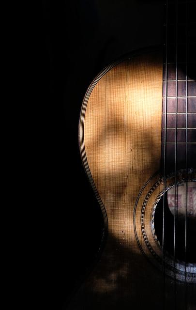 Julia's Guitar