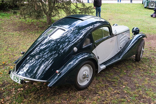 1936 BMW 319/1 Wendler coupe   A very special coupe ...
