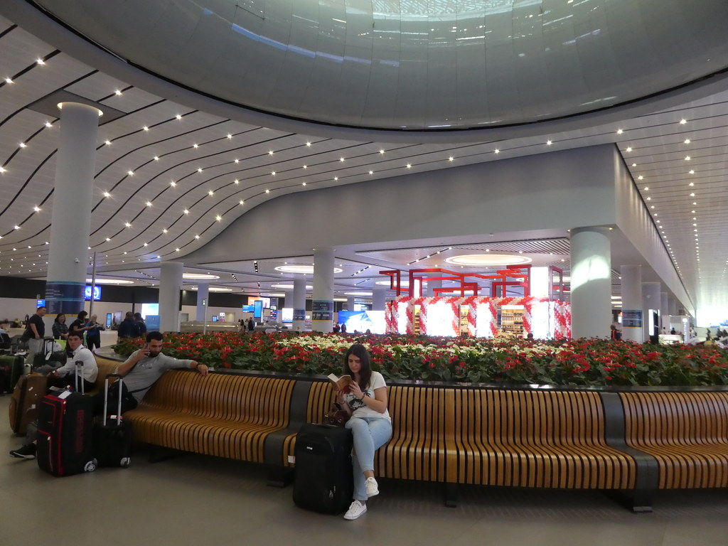 Baggage Hall, Istanbul International Airport