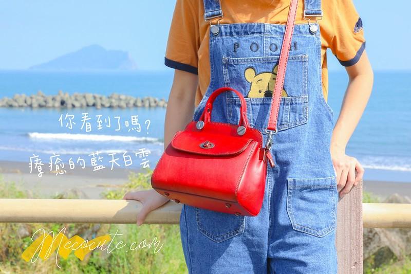 Whygge,WHygge包包,紅色包包,紅色肩背包 @陳小可的吃喝玩樂