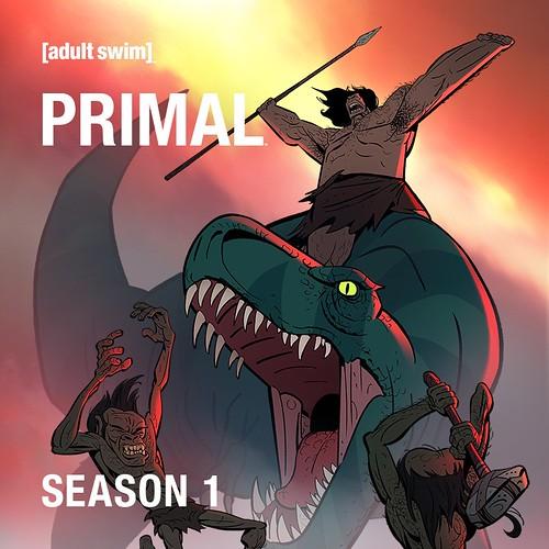 Genndy Tartakovsky's Primal | Season 1