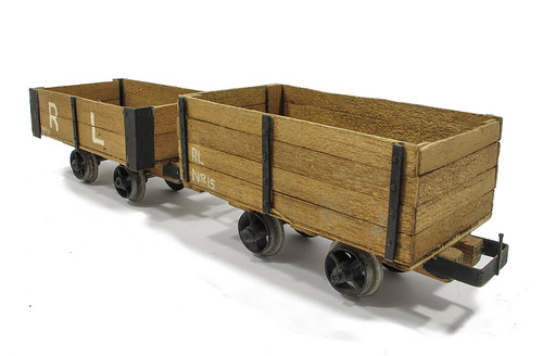 Saltford Models wagons