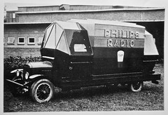 1927 FORD Model T Publicity Truck