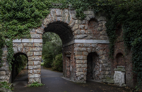 The Ruined Arch