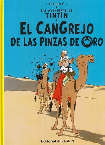 EL CANGREJO DE LAS PINZAS DE ORO