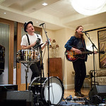 Tue, 10/09/2019 - 7:23pm - The Lumineers FUV Live House Concert, 9.10.19 Photographer: Gus Philippas
