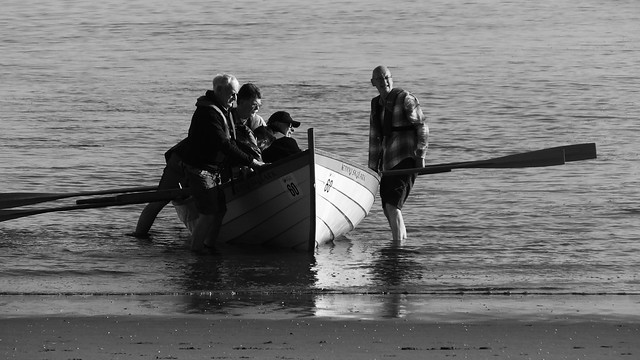 The Jenny Skylark on a Morning Row 04