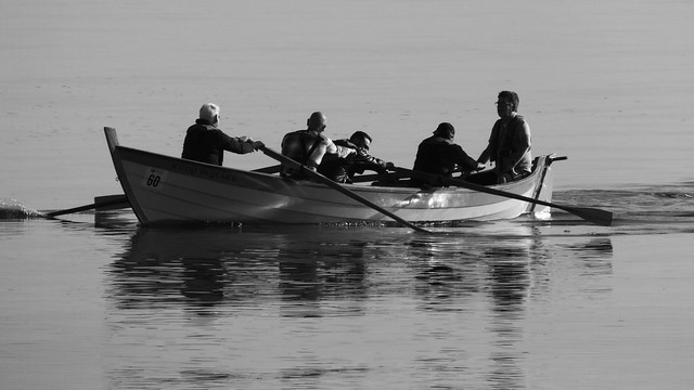 The Jenny Skylark on a Morning Row 02
