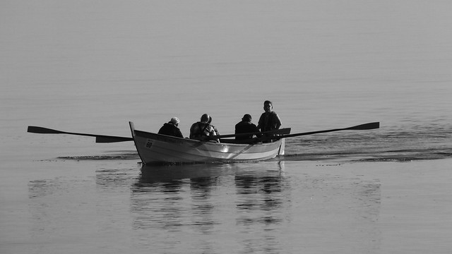 The Jenny Skylark on a Morning Row 01