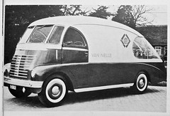 Early 1950s FORD Publicity Truck