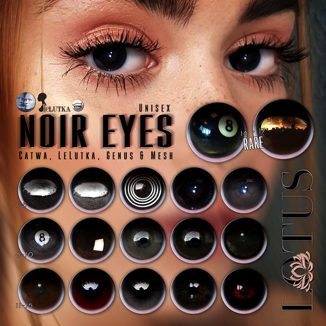 Noir Eyes @ Black Fair