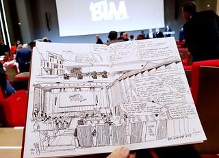 BIM contest 2019, Paris 15th