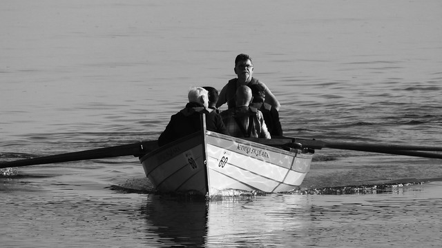 The Jenny Skylark on a Morning Row 03