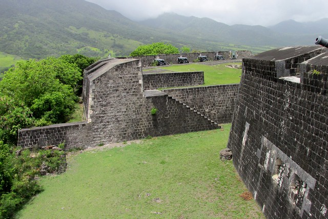 Brimstone Hill Fortress - St. Kitts