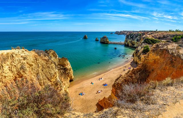 Portuguese Beach Pano