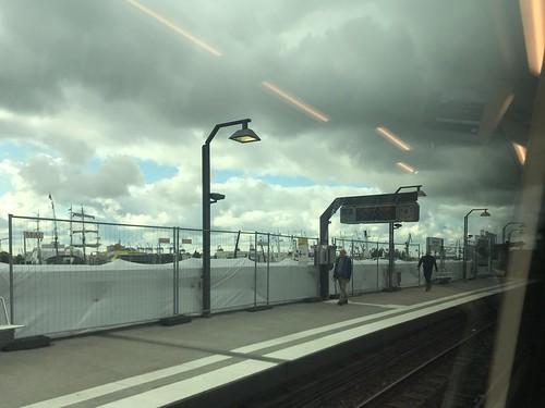 Kehrwiederspitze Hamburg-Hafen